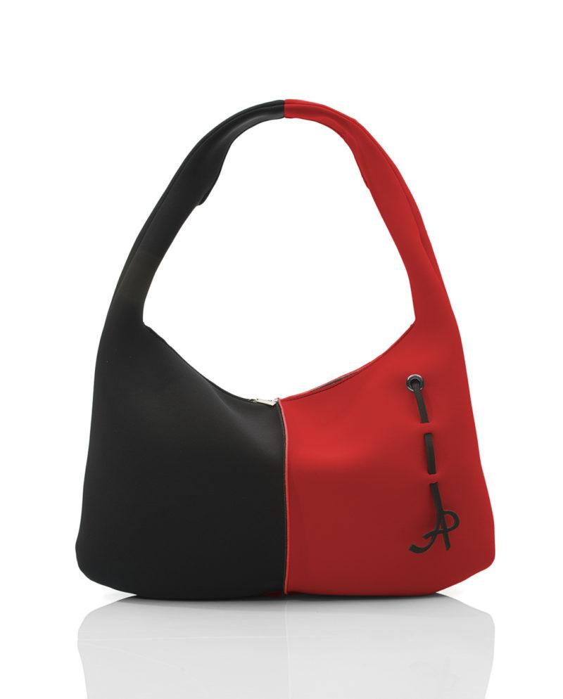 Around è una borsa da donna della linea SOFT, collezione AP di Artpelle