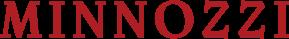 Il logo MINNOZZI del brand omonimo di Artpelle