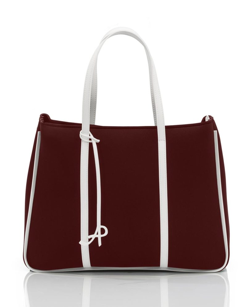 Big shopper in neoprene di AP - Artpelle