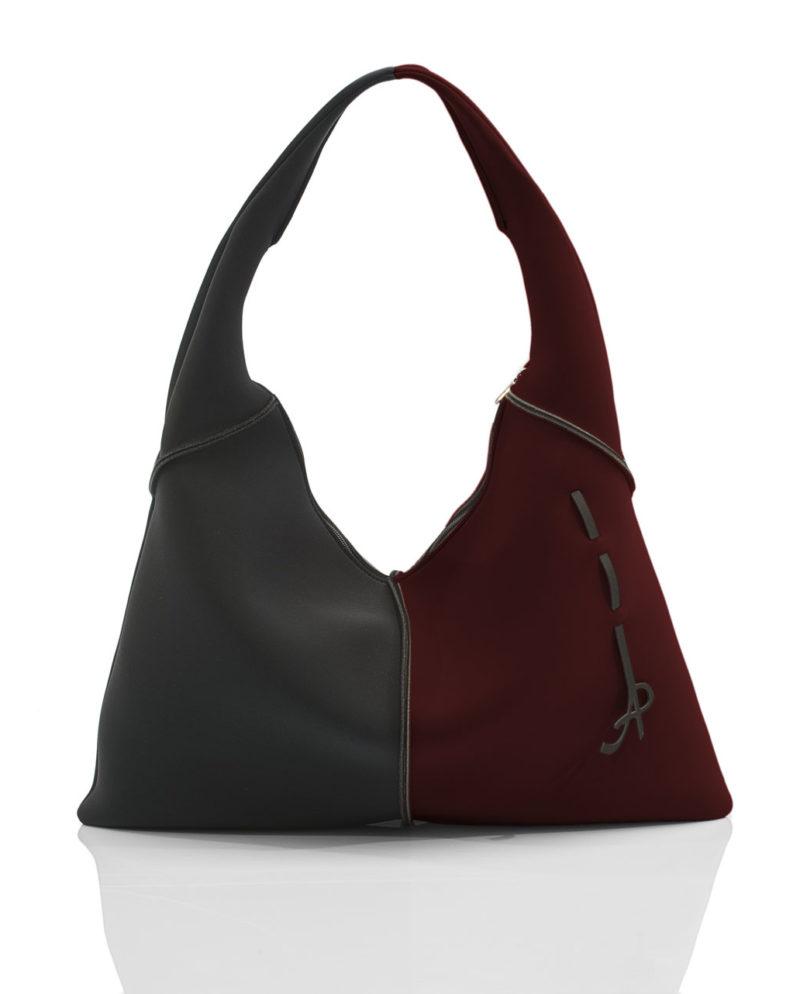Corner è una borsa da donna della linea SOFT, collezione AP di Artpelle