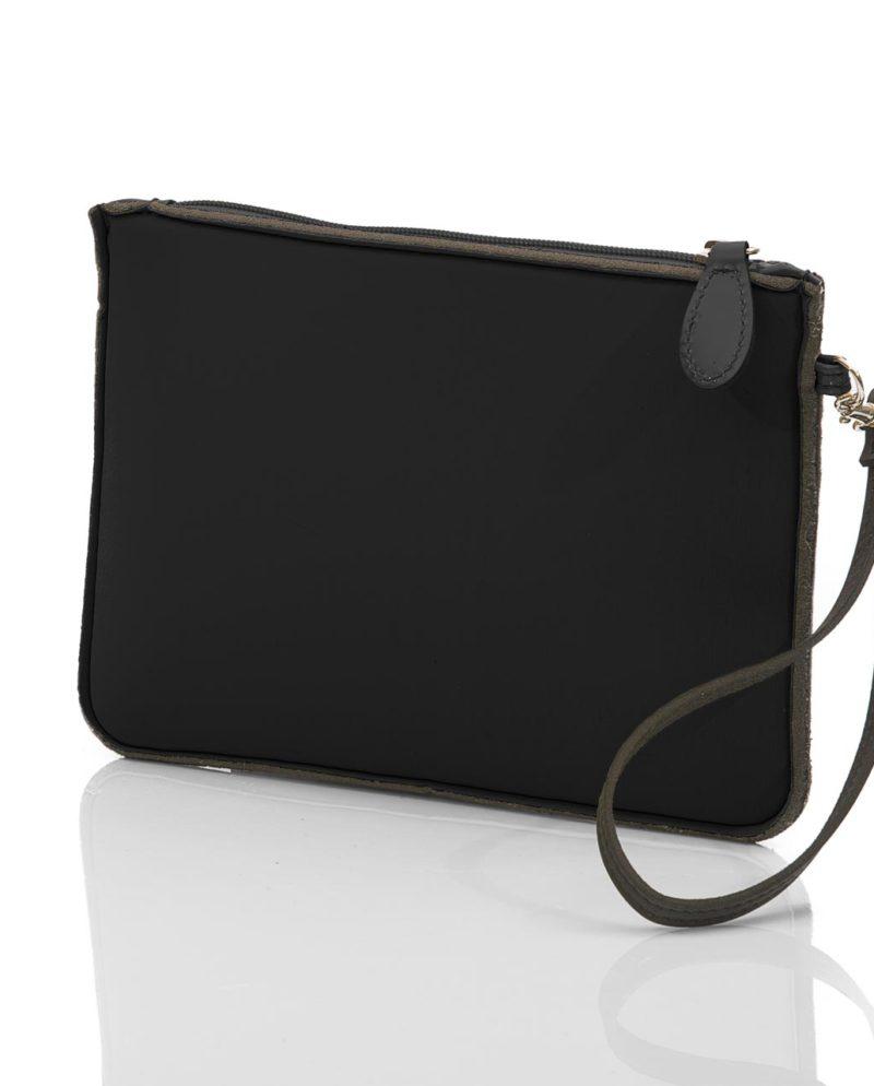 Pochette Neon è una borsetta in materiale effetto neoprene della linea Neon di AP bag - by Artpelle
