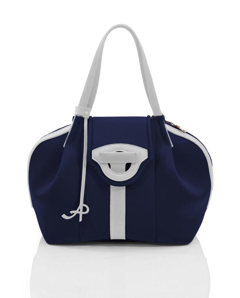 Borsa da donna Shopper Gala. Un modello della linea GALA, collezione APbag by ArtPelle