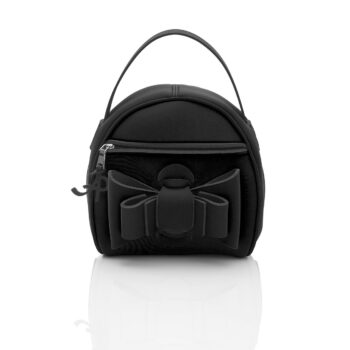 Zaino Chérie è una borsetta in materiale effetto neoprene della linea Chérie di AP bag - by Artpelle