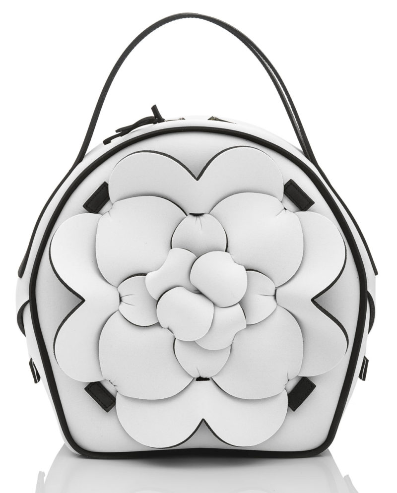 Chapelier big è una borsa da donna della linea DALÌ, collezione AP di ArtPelle