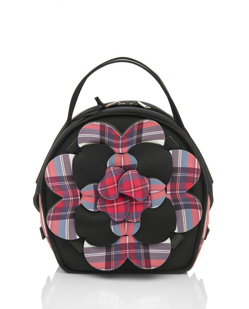 Chapelier small è una borsa da donna della linea DALÌ LONDON, collezione AP di ArtPelle