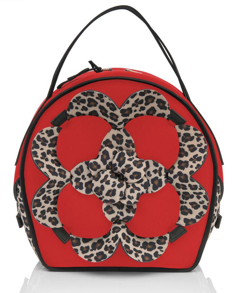 Chapelier big è una borsa da donna della linea DALÌ LÉO, collezione AP bag di ArtPelle