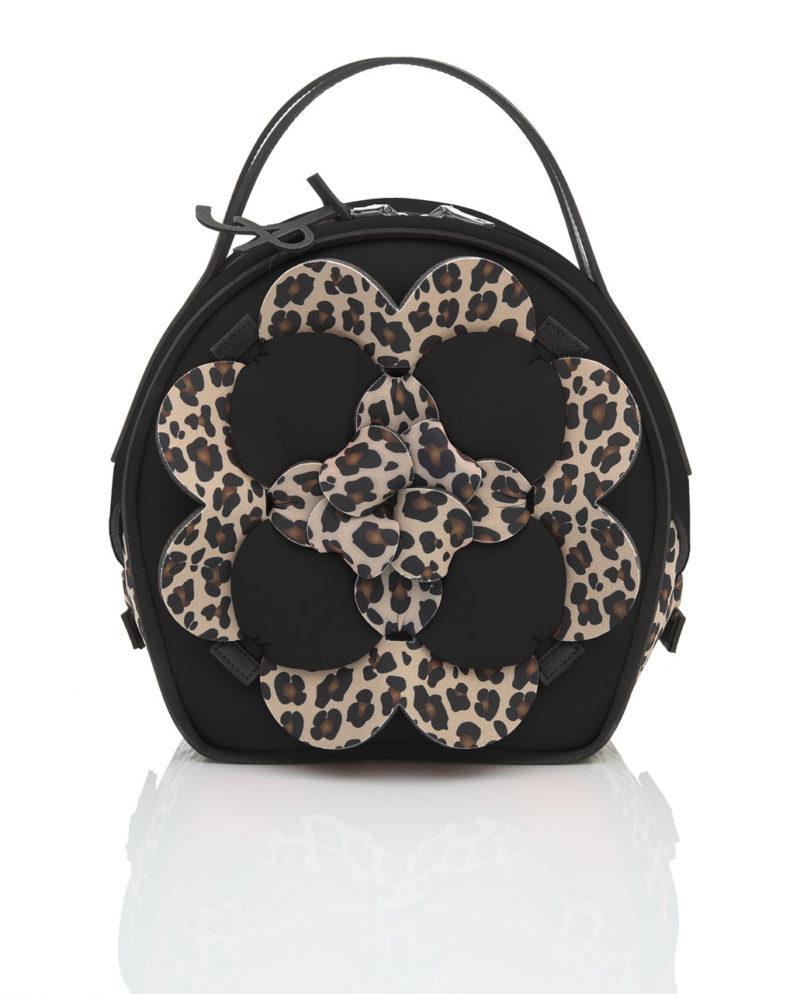 Chapelier small è una borsa da donna della linea DALÌ LÉO, collezione AP di ArtPelle