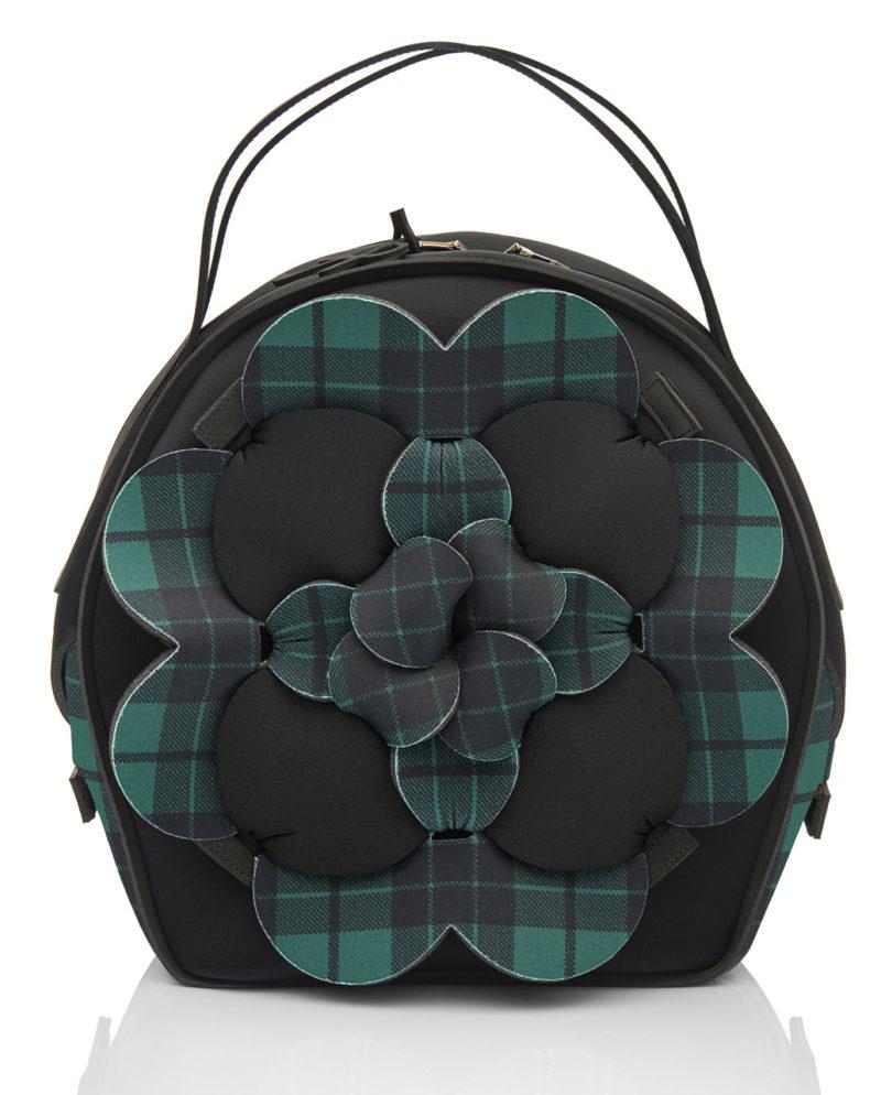 Chapelier big è una borsa da donna della linea DALÌ LONDON, collezione AP di ArtPelle