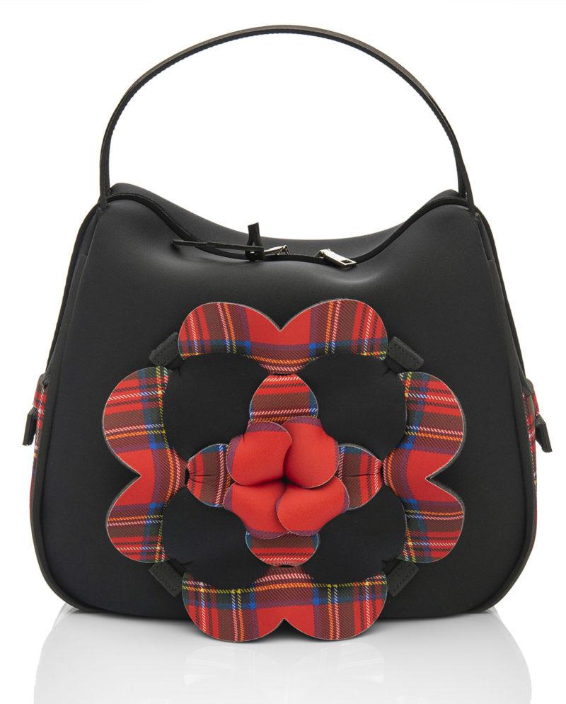 Sacca Dalì è una borsa da donna della linea DALÌ LONDON, collezione AP di ArtPelle
